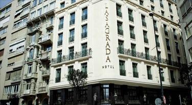 Lasagrada Hotel Istanbul