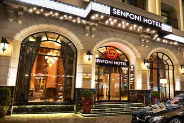 Beethoven Senfoni Hotel
