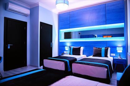 Karamans Sirkeci Suites Hotel