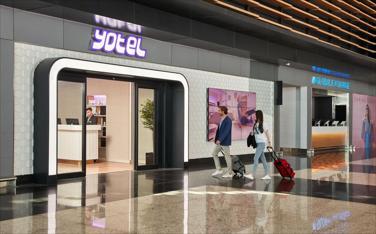 Yotel Istanbul Airport Hotel