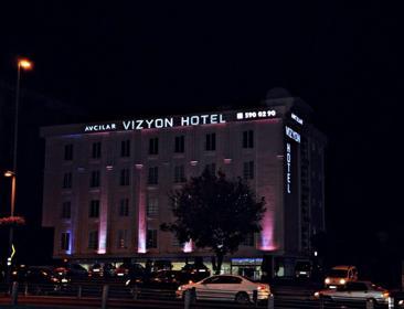 Avcılar Vizyon Hotel