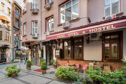 Yeni Hotel Istanbul