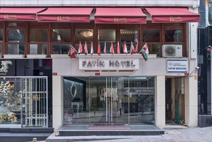 Osmanbey Fatih Hotel