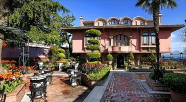 Sultanahmet Palace Hotel